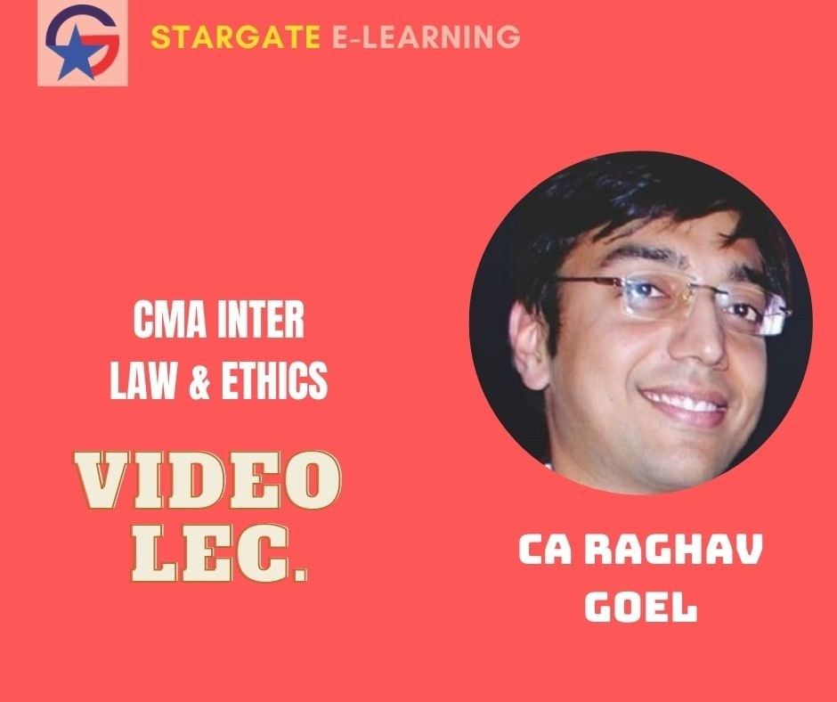 CA Inter Corporate and Other Laws Full Course By CA Raghav Goel