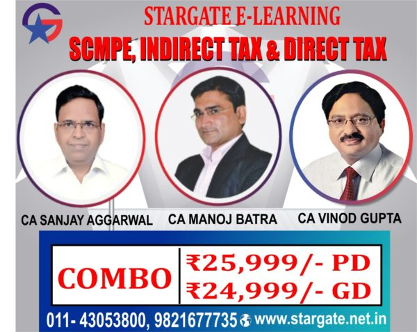 CA FINAL COSTING (SCMPE) IDT & DT COMBO OFFER   PEN DRIVE CLASS