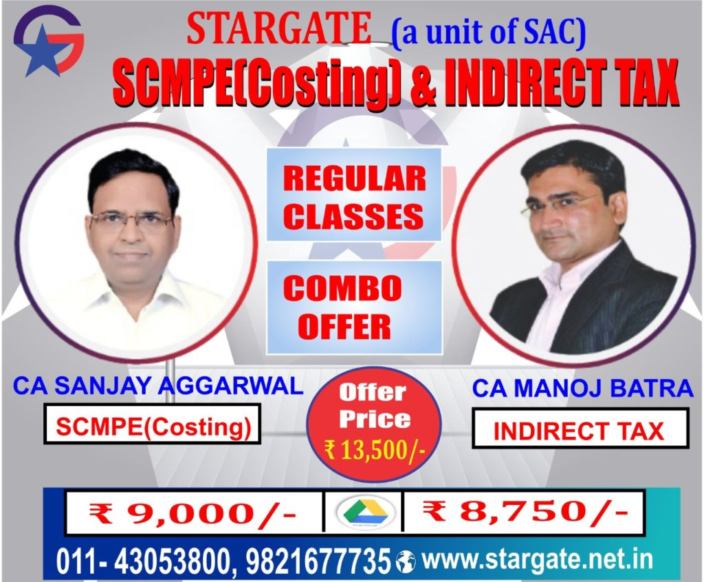 CA FINAL COSTING + IDT COMBO OFFER (GOOGLE DRIVE, PEN DRIVE)